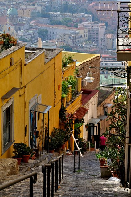 Petraio, Vomero, Naples, Campania, Italy