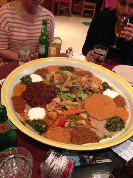 SF Foodies @ Assab Eritrean Restaurant