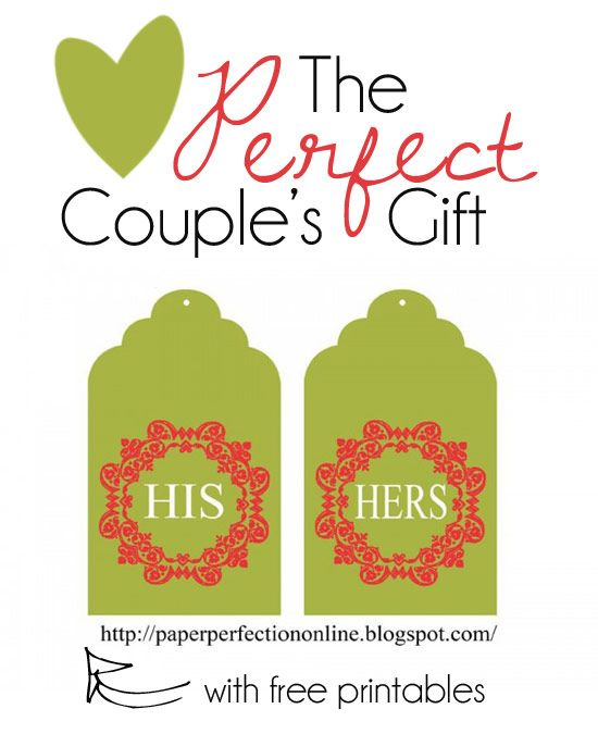 Give Away 12 Months Of Date Ideas With This Darling His Her Box Idea