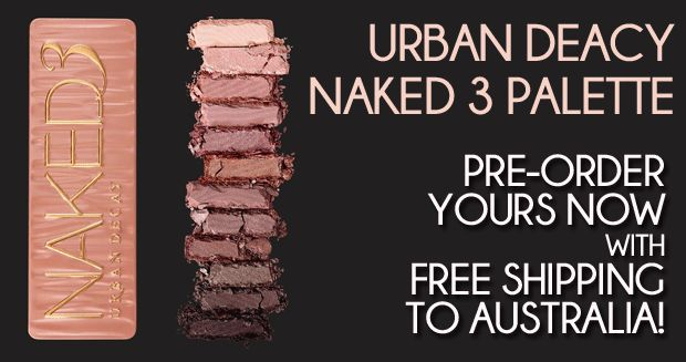 Buy the Urban Decay Naked 3 Palette Shipped to Australia for Free!!! You know you want it :) Or buy as a perfect holiday gift for her! http://www.zangle.com.au/buy-urban-decay-naked-3-palette-shipped-to-australia-for-free/