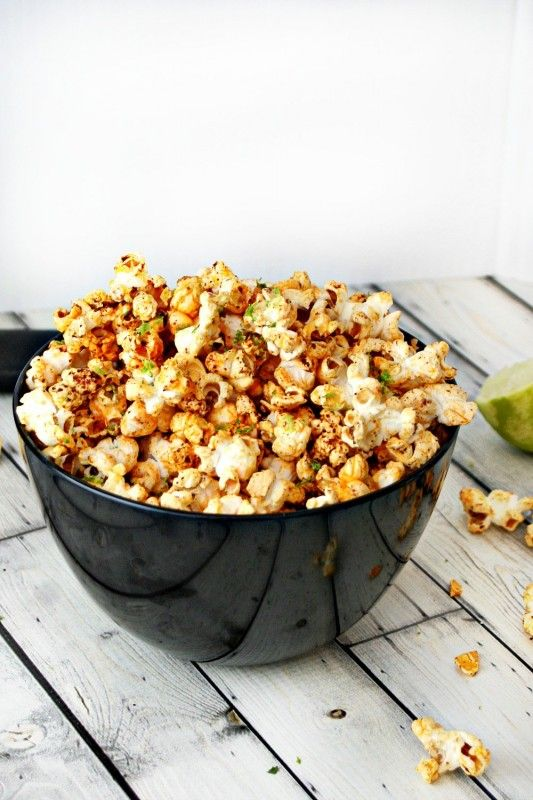 Not that you need a reason to enjoy the buttery snack, but October is National Popcorn Poppin' month! To celebrate, we've rounded up seven popcorn recipes that blow microwave popcorn out of the water (not that we don't support this popcorn staple, because we totally do).