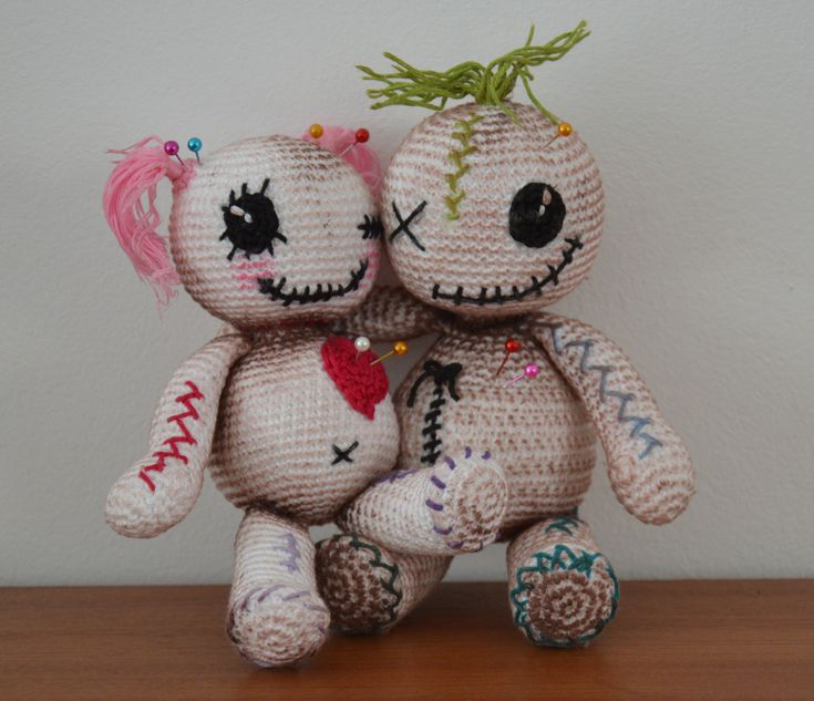 Crochet Amigurumi Voodoo Doll : Best 25+ Voodoo dolls ideas on Pinterest