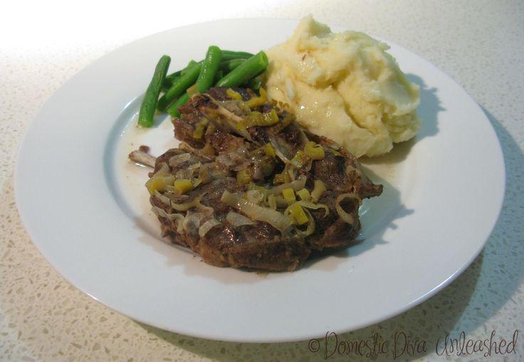 Caramelised Lamb Chops 3