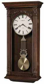Howard Miller Greer 625-352 Chiming Wall Clock