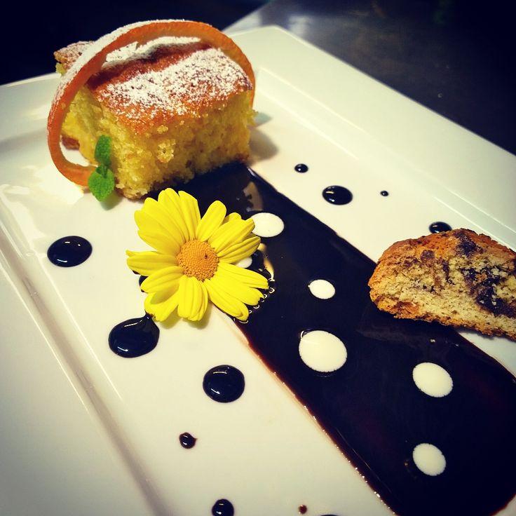 Pois orange plum cake! Chef Silvia Daddi