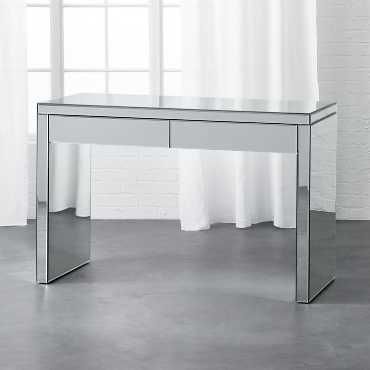 1000 ideas about Mirror Desk on Pinterest
