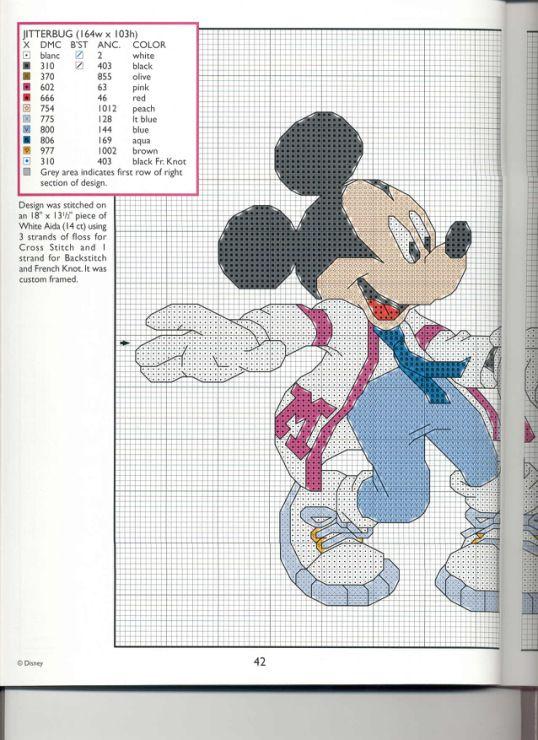 Mickey Collection~pg 42 Jitterbug 1
