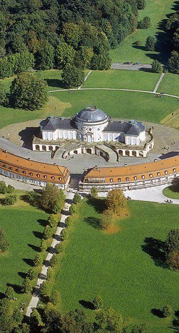 Schloss Solitude, Stuttgart, GERMANY
