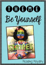 Book Theme: Be Yourself