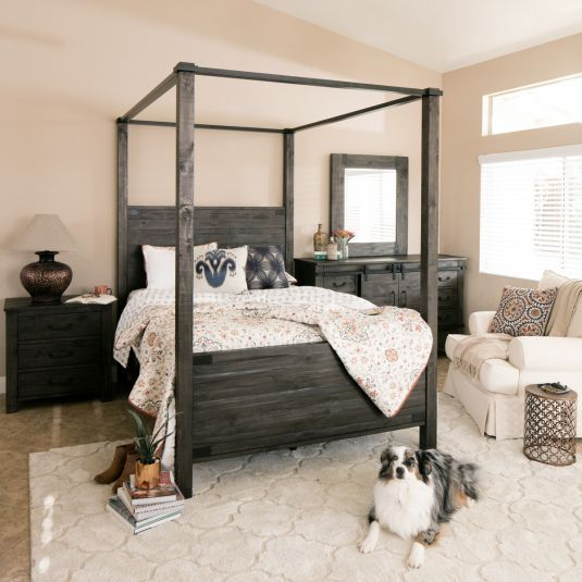 Best 25+ Canopy bedroom sets ideas on Pinterest ...