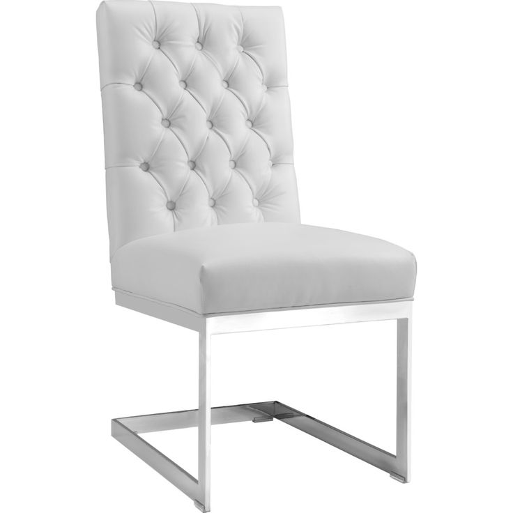 Cavalli Tufted Side Chair (Set Of