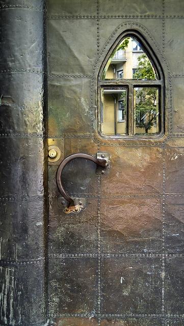 An Unusual Door (Finland)