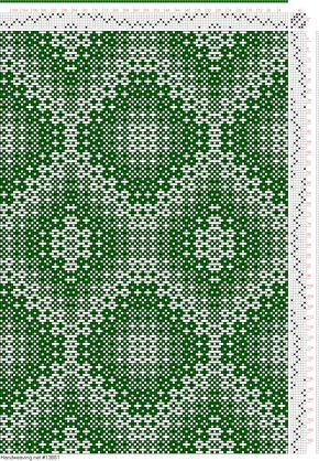 draft image: kw023, Crackle Design Project, Ralph Griswold, 6S, 6T