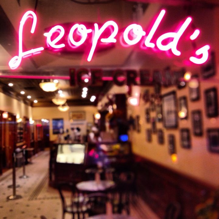 Head to Leopold's Ice Cream, a Savannah legend that's been serving the sweet treat since 1919 (212 E. Broughton St).