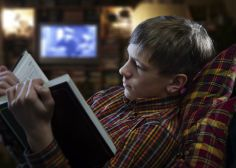 Despite New Forms Of Entertainment, Reading Is A Hobby That Will Never Be Put On The Shelf