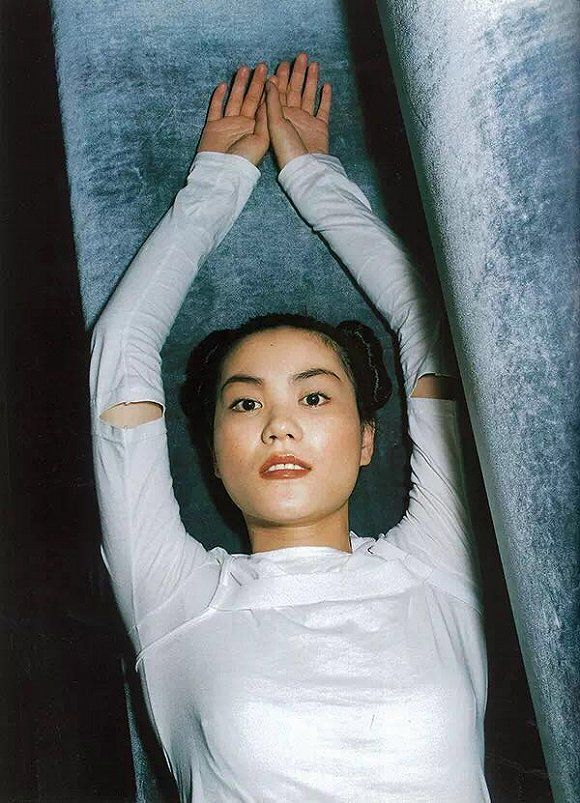 // Faye Wong, 1997