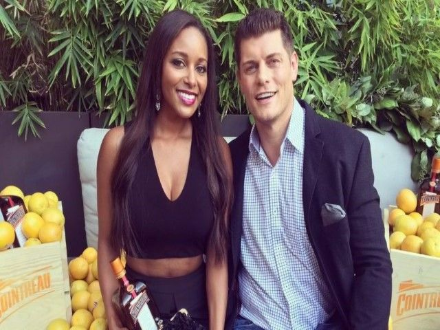 The Unknown Wives Of WWE   Brandi Rhodes.Cody Rhodes