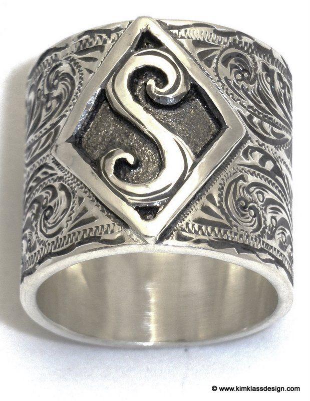 ❦ Kim Klass Design: Custom Brand Ring