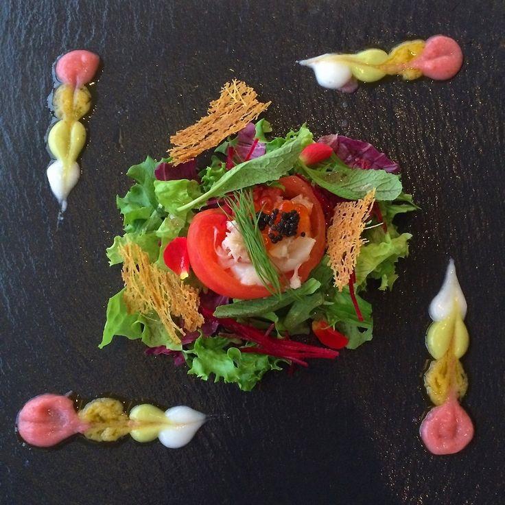 ロンドのフレンチサラダ