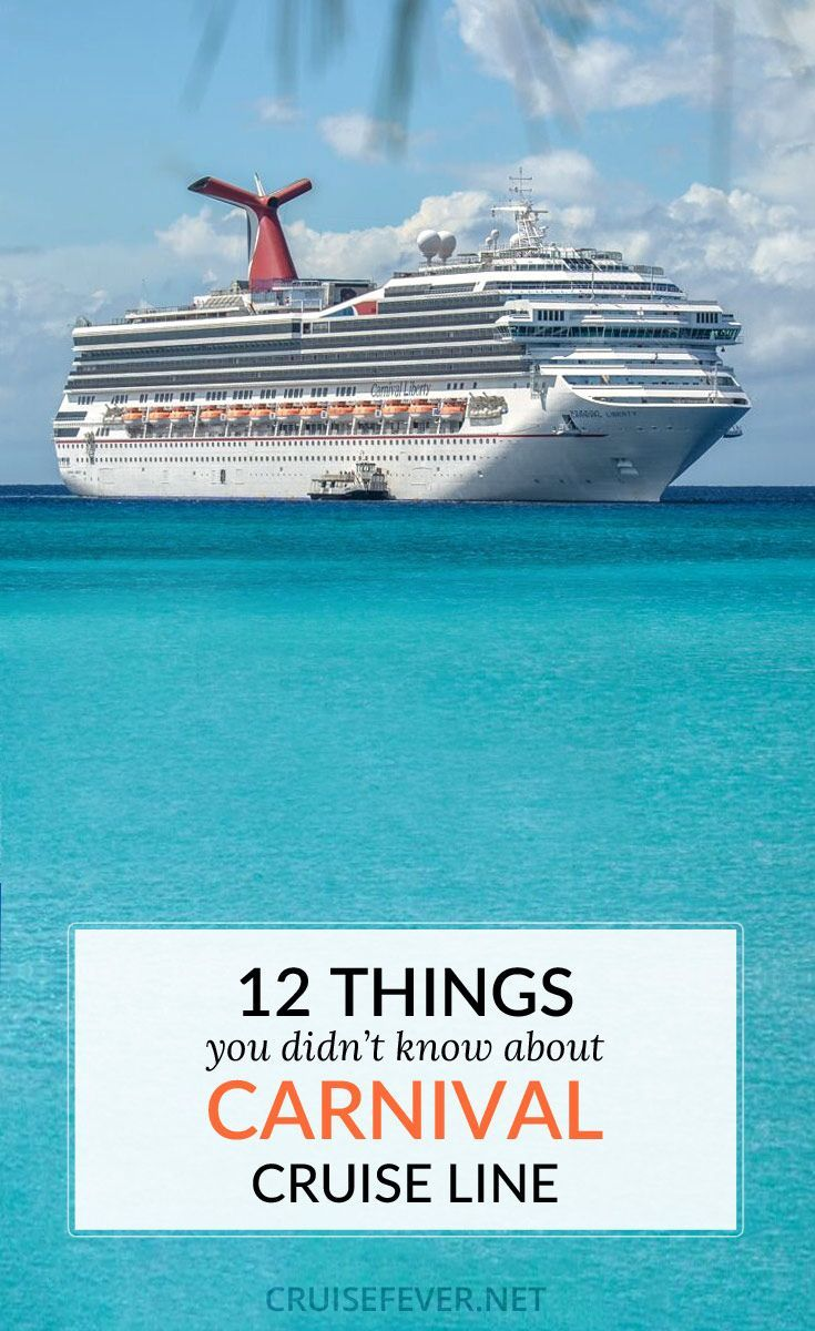 25+ best ideas about Carnival Cruise Lines on Pinterest ...