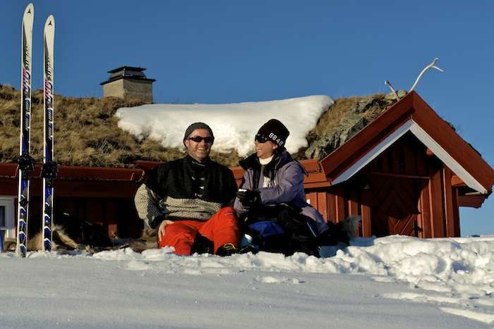 Take a break from skiing (c)CH Visitnorway.com