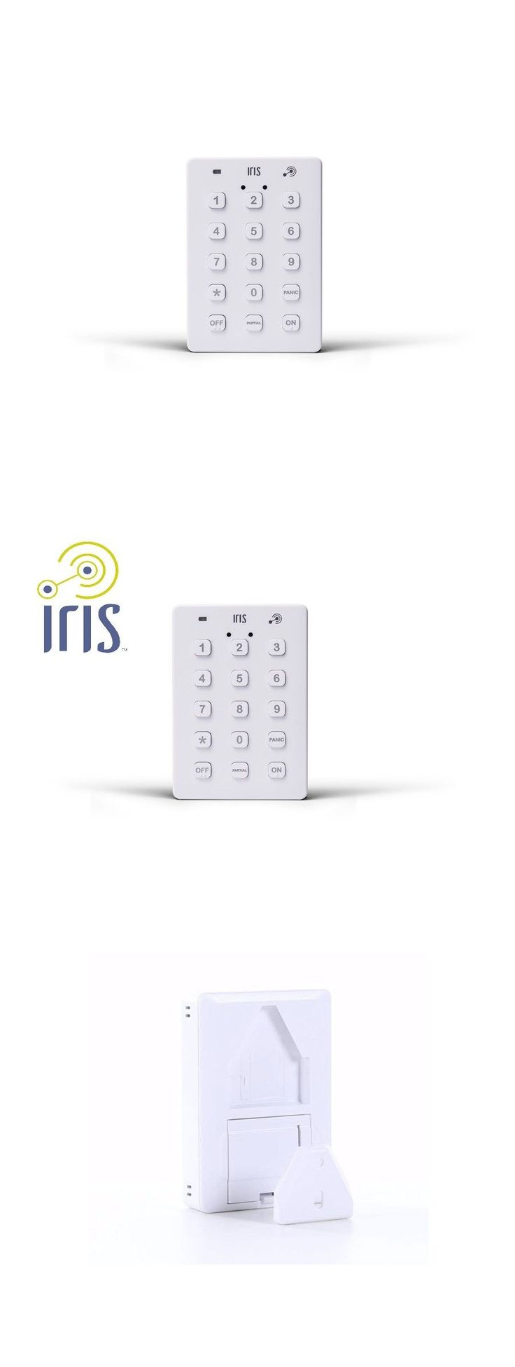 Home automation modules iris alarm keypad 3405 l smart home automation security smartthings compatible