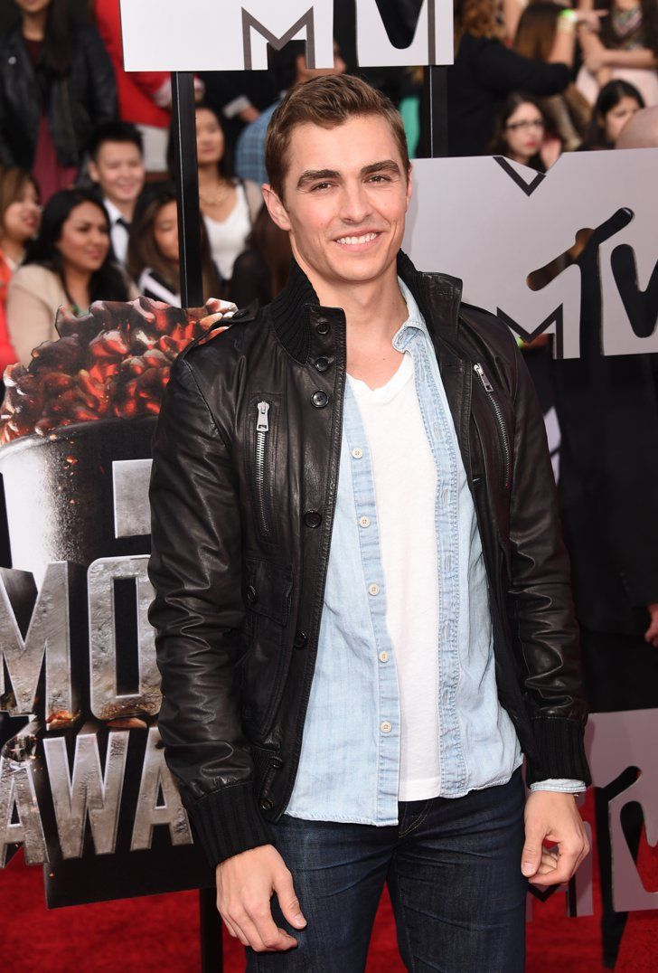 Pin for Later: Ganz Hollywood kommt zum roten Teppich der MTV Movie Awards Dave Franco