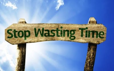 BRITE TIPS : Listen To These 5 Warning Signs Of Time Wasters