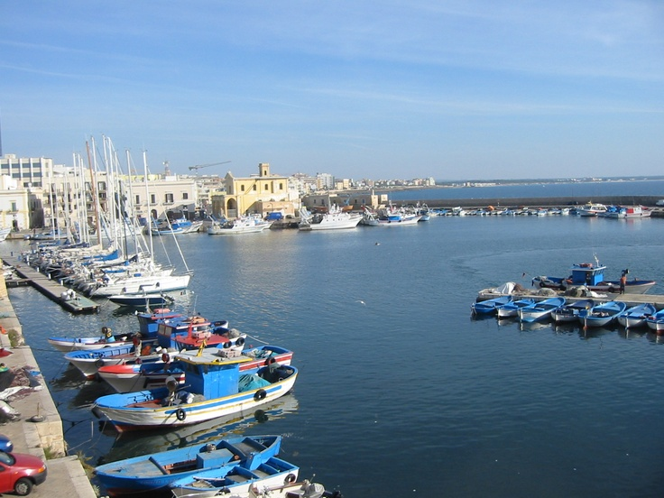 Brindisi, Italy ... where the family is from!