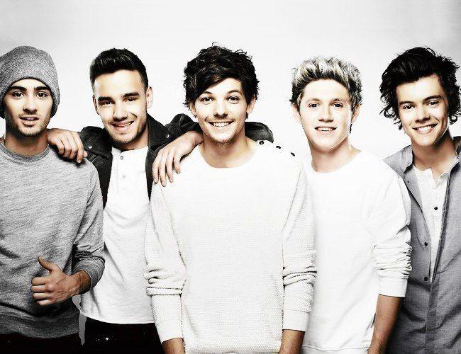 Интересные факты о One Direction