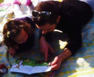 Dlaczego warto czytać dzieciomM