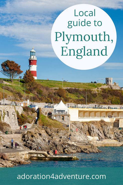 Adoration 4 adventure's local guide for visitors to Plymouth, United Kingdom including top places to eat, drink, stay, and how to get around on a budget.