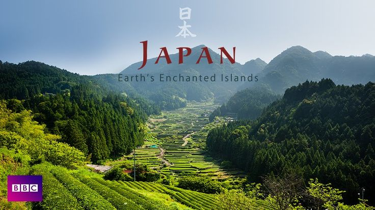 Japan: Earth's Enchanted Islands | HD BBC Documentary series