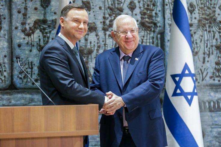 Prezydent Polski Andrzej Duda wraz z małżonką udali się na trzy dniową oficjalną wizytę do Izraela i Palestyny.