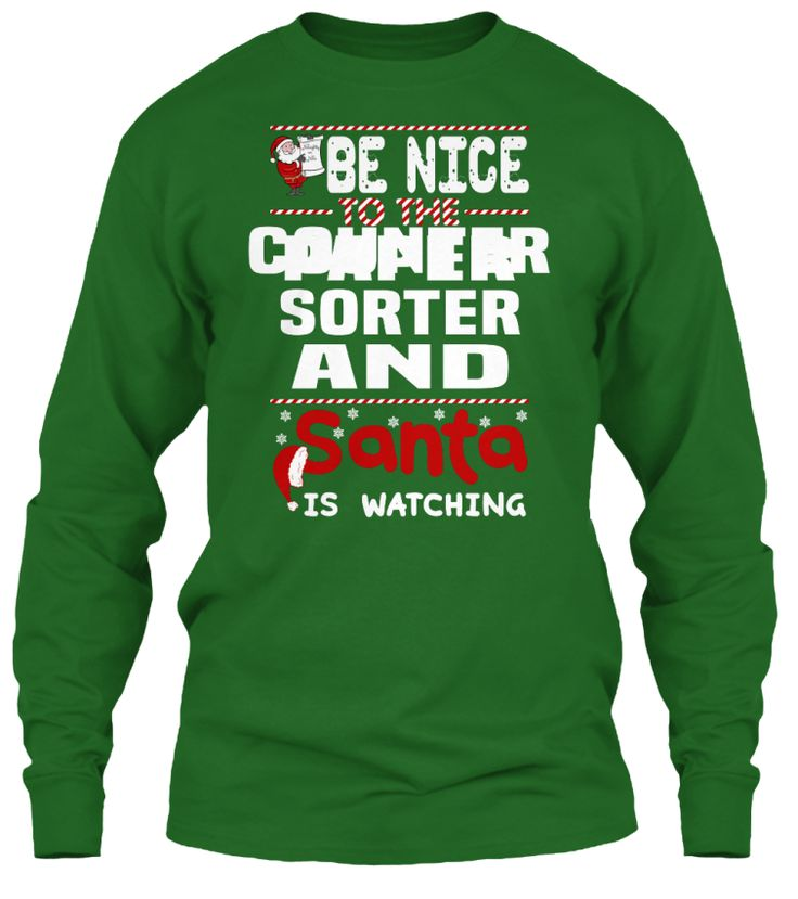 Be Nice To The Paper Sorter And Counter Santa Is Watching.   Ugly Sweater  Paper Sorter And Counter Xmas T-Shirts. If You Proud Your Job, This Shirt Makes A Great Gift For You And Your Family On Christmas.  Ugly Sweater  Paper Sorter And Counter, Xmas  Paper Sorter And Counter Shirts,  Paper Sorter And Counter Xmas T Shirts,  Paper Sorter And Counter Job Shirts,  Paper Sorter And Counter Tees,  Paper Sorter And Counter Hoodies,  Paper Sorter And Counter Ugly Sweaters,  Paper Sorter And…