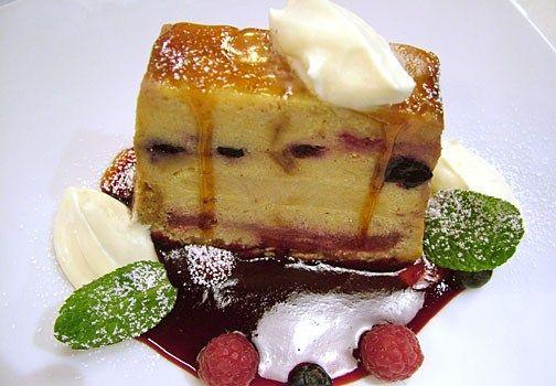 Cheesecake al forno con ragù di fragole| Alice.tv
