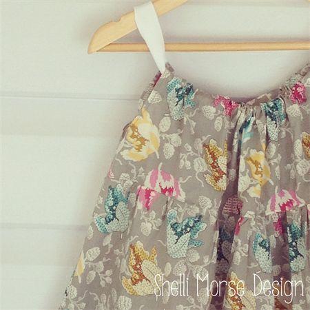 Island Dress SS13/14 | Shelli Morse Design | madeit.com.au