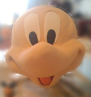 It's My Cake, Inc: 3 D Tutorial: Mickey Mouse Head