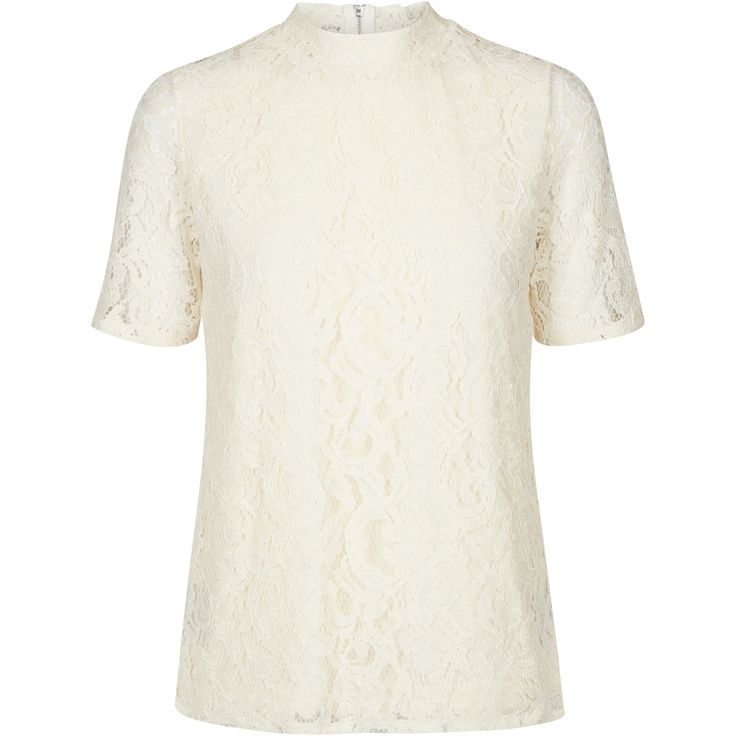 Himmer lace top
