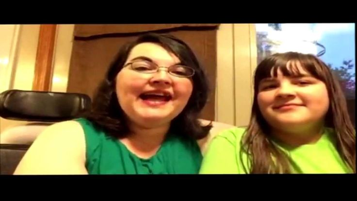 Talking Mitochondrial Awareness with my Awesome Daughter