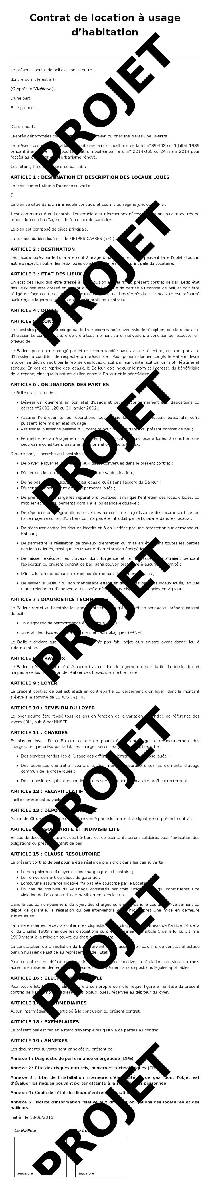 Edition Document