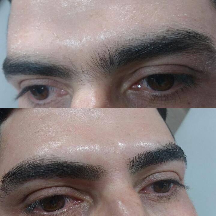 Hoje tive o prazer de atender esse cliente tão simpático e gentil�� Designer e depilação facial do lindo Cadu❤ #makeup #instamakeup #cosmetic #cosmetics #TFLers #fashion #eyeshadow #lipstick #gloss #mascara #palettes #eyeliner #lip #lips #tar #concealer #foundation #powder #eyes #eyebrows #lashes #lash #glue #glitter #crease #primers #base #beauty #beautiful http://ameritrustshield.com/ipost/1548238130623389608/?code=BV8cmB7hZ-o