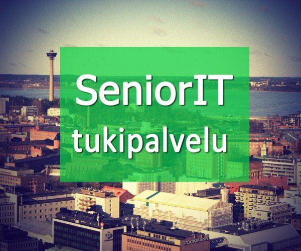 SeniorIT -tukipalvelu - Tietokone FIX - Verkkokauppa
