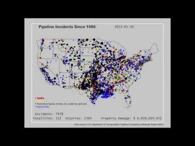 Ponad Najlepszych Pomysłów Na Pintereście Na Temat Oil Pipeline Map - Map of pipeline bursts in us
