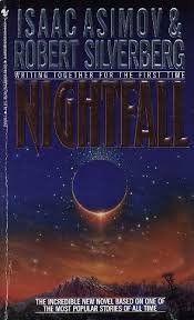 Nightfall+(Mass+Market+Paperback+–++1991)+by+Isaac+Asimov++&+Robert+Silverberg