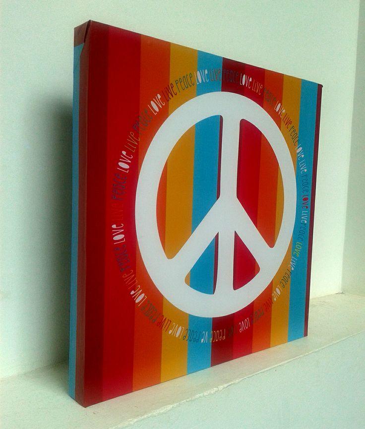 Cuadro Peace!
