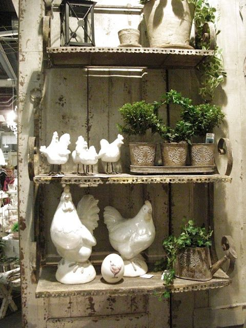 Really want some cream, french country roosters for my kitchen