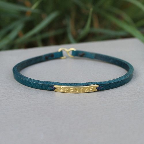 Leather Bracelets – Solitude & Soul
