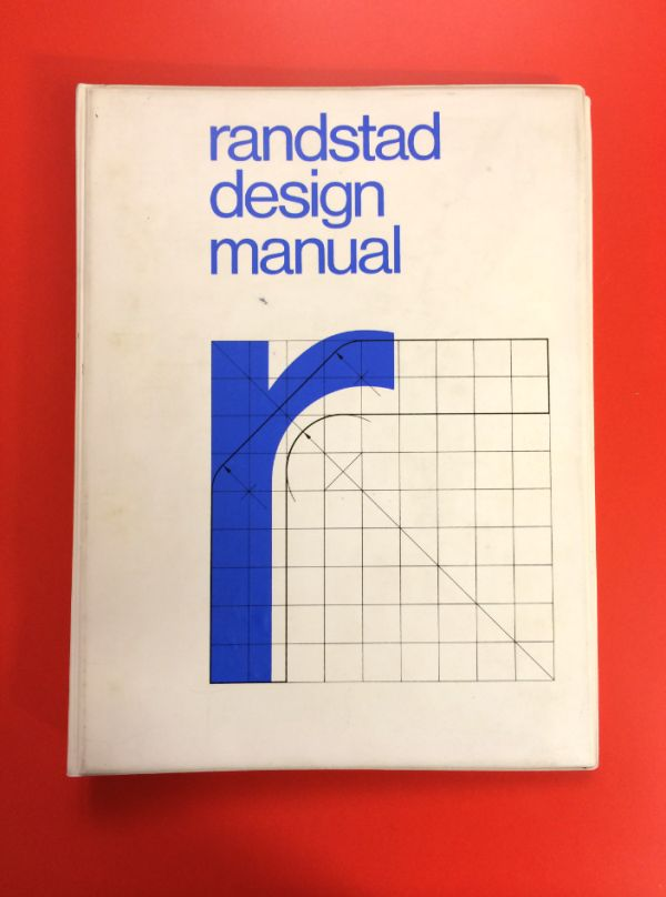 randstad design manual – Wim Crouwel