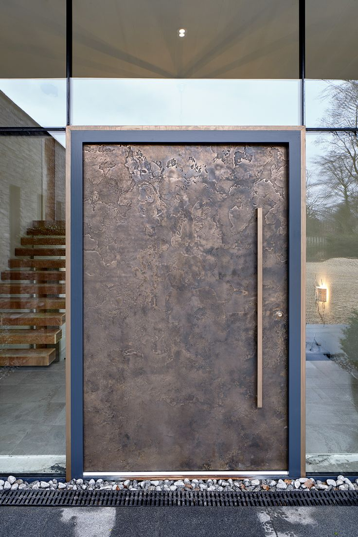 17 best ideas about glass front door on pinterest for Big entrance door
